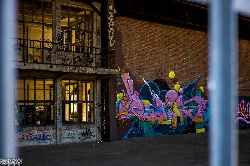 Industrie, Kunst und Licht