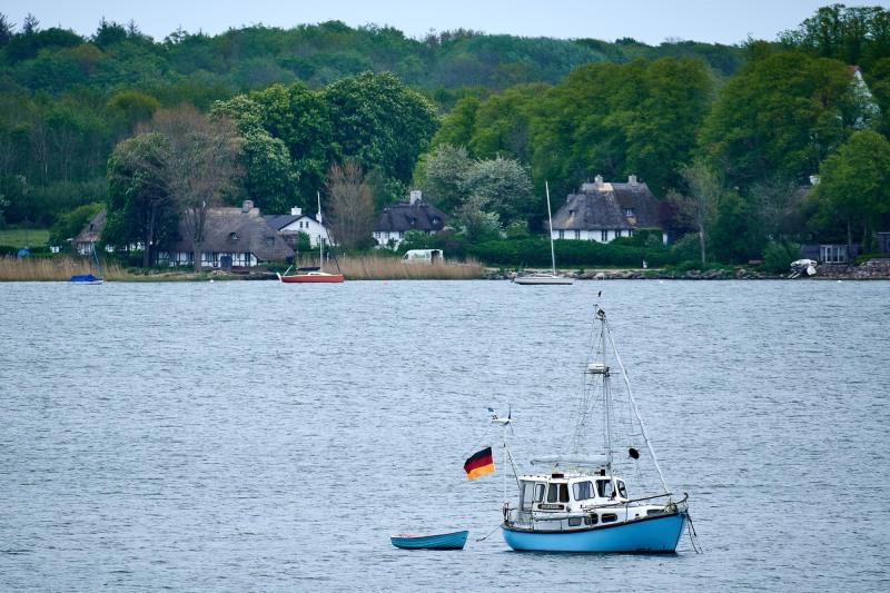 Sieseby / Ostseefjord Schlei