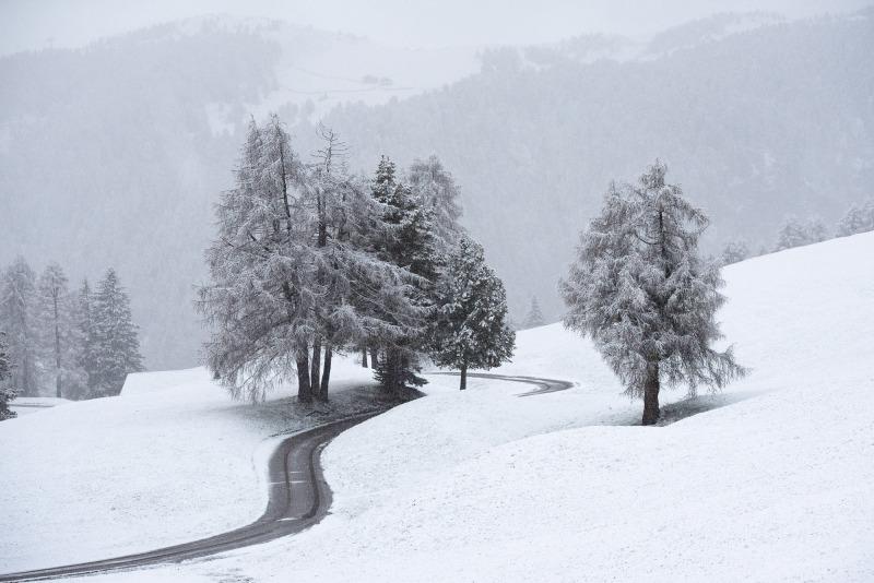 letzter Schnee...oder auch nicht