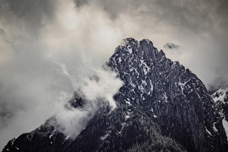 Pyramidenspitze Zahmer Kaiser