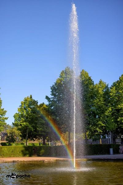 Der Glücksbrunnen