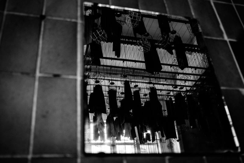 Kaue im (Rück)-Spiegel