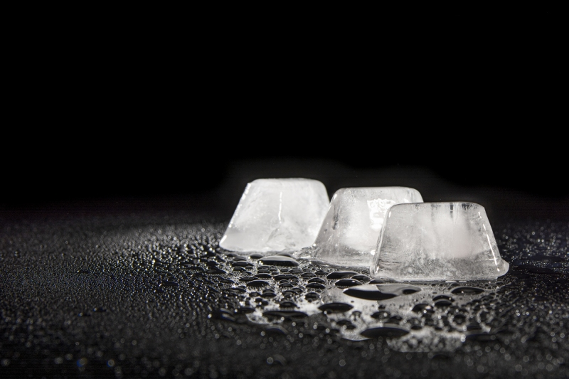 nach heiß kommt (h)Eis ;-)