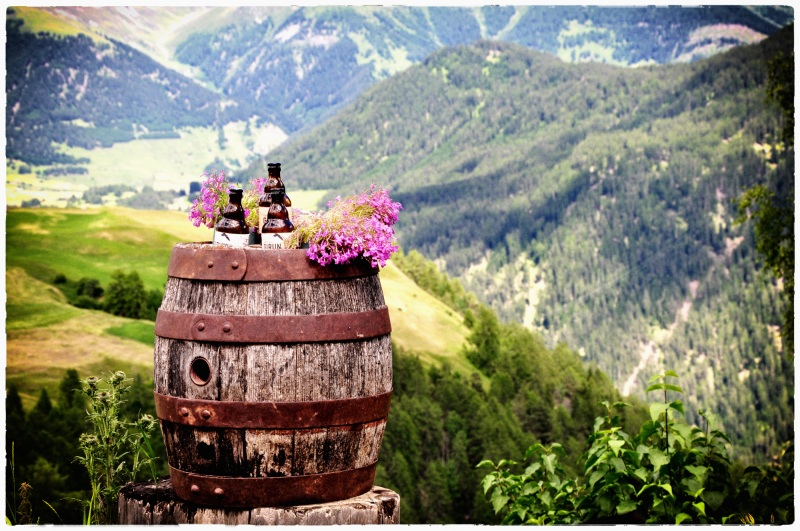 Girun Brauerei Engadin