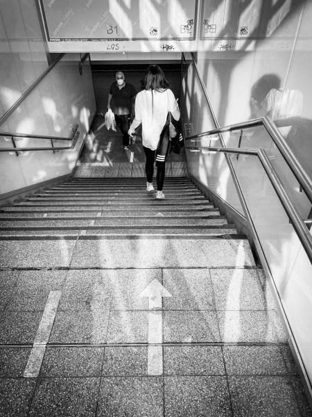 Schwarz & Weiss - Licht & Schatten