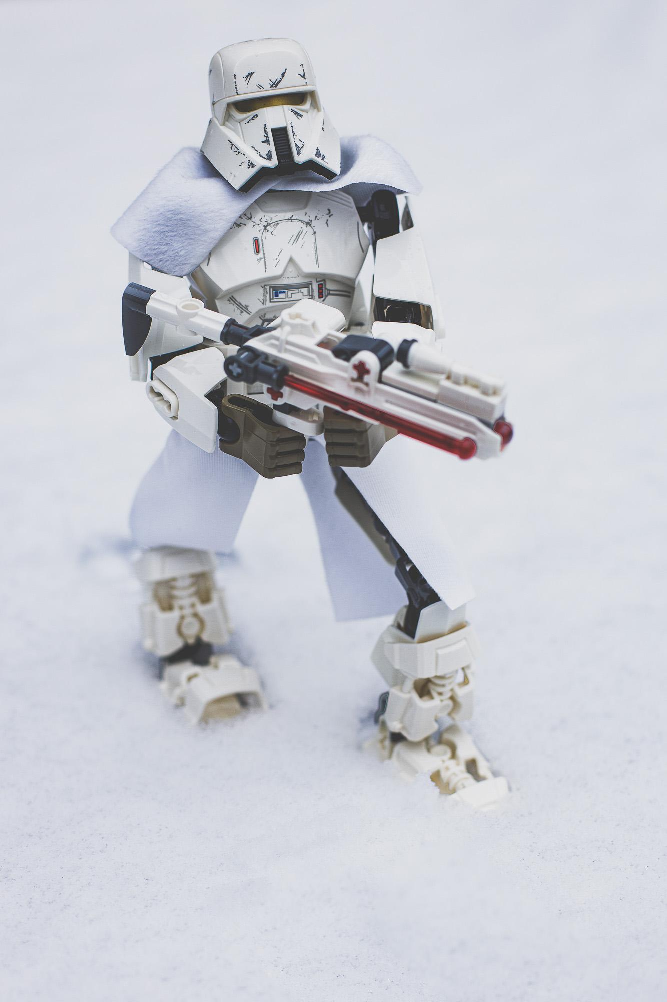 Snowtrooper auf Hoth