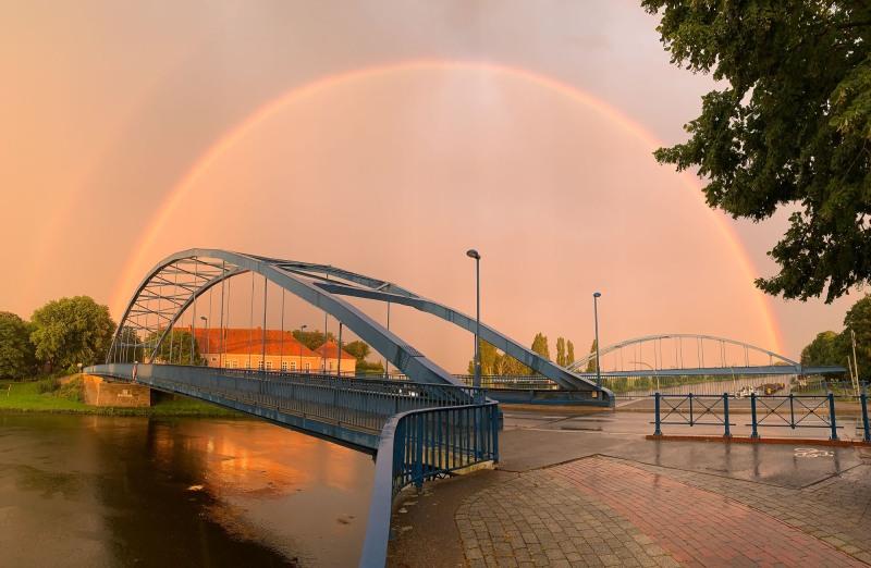 Drei Weserbrücken