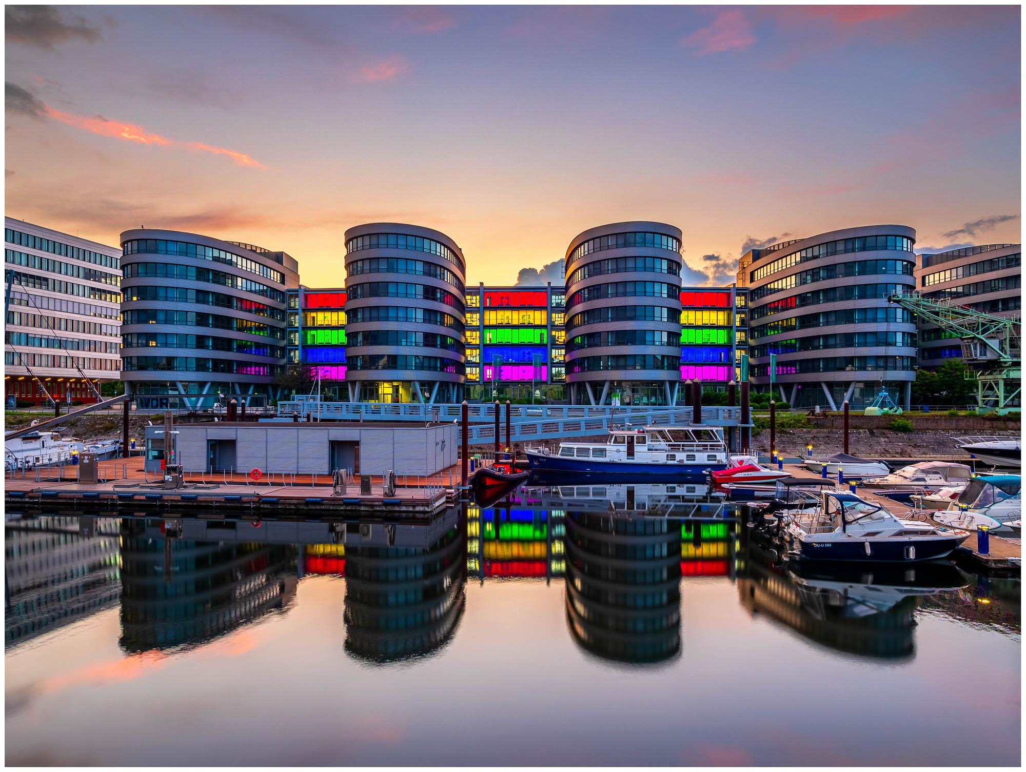 CSD-Tag - Five Boats Duisburg