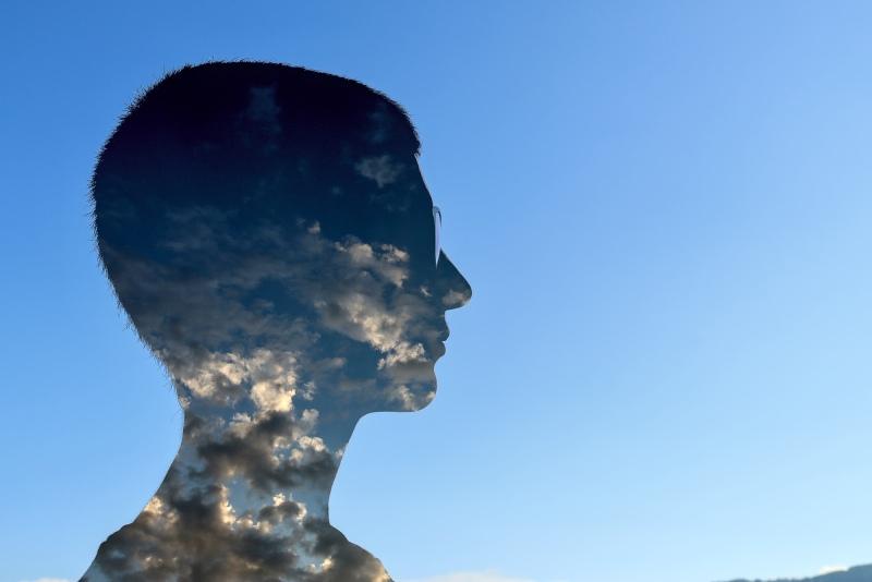 clouds in mind