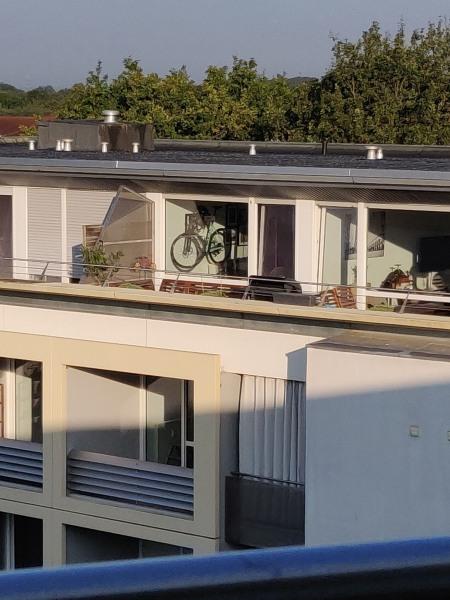 Über den Dächern von Münster....