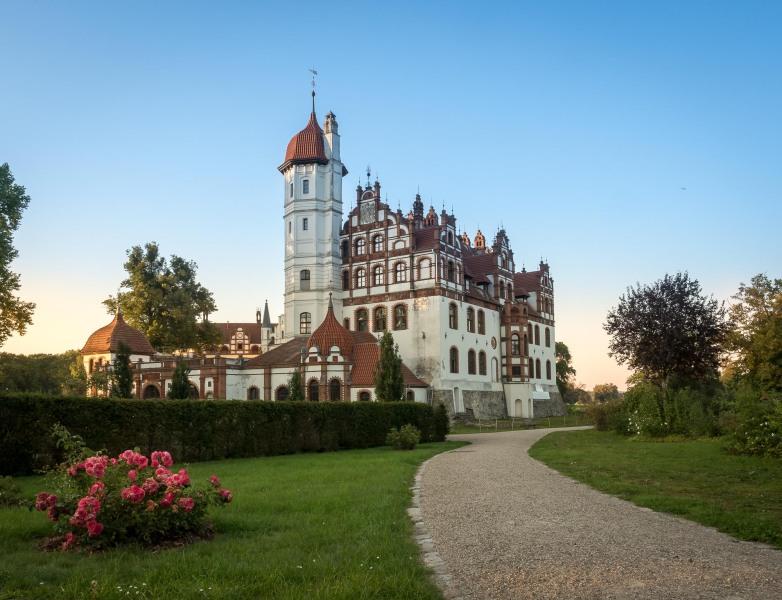 Schloss Basedow MV