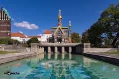 UNESCO Welterbe Mathildenhöhe