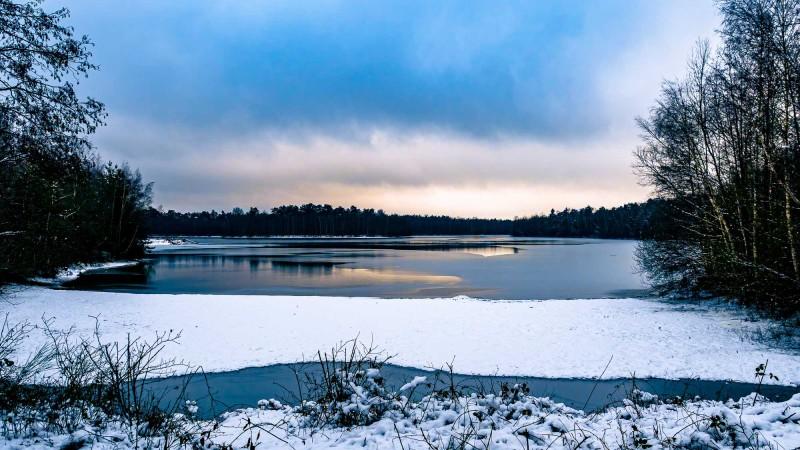 Hurra, Schnee im Ruhrgebiet