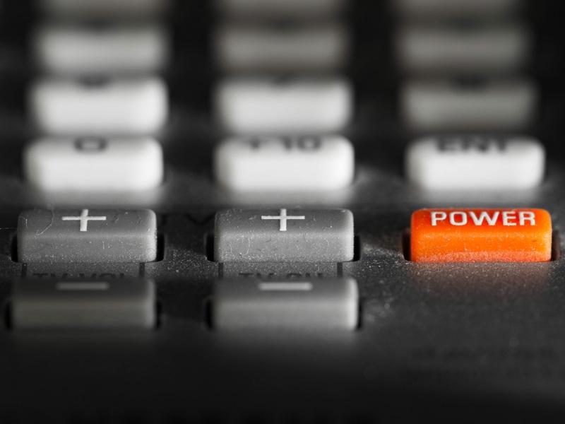Ein Plus an Power