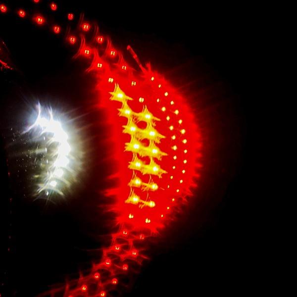 LED-Signal-Dauertest