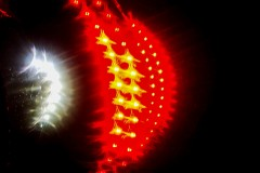 LED-Signal-Dauertest