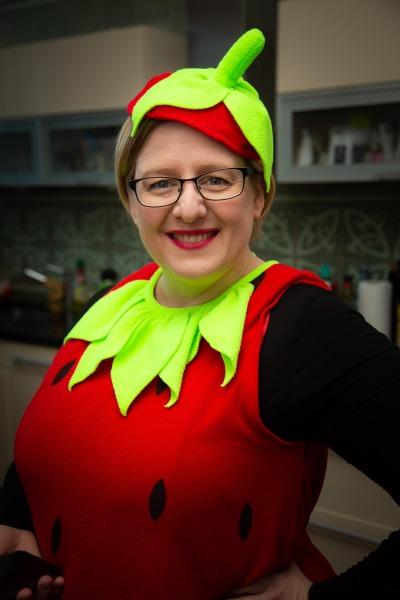 Sandra Strawberry