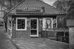Der Orient Express wartet auf Gäste