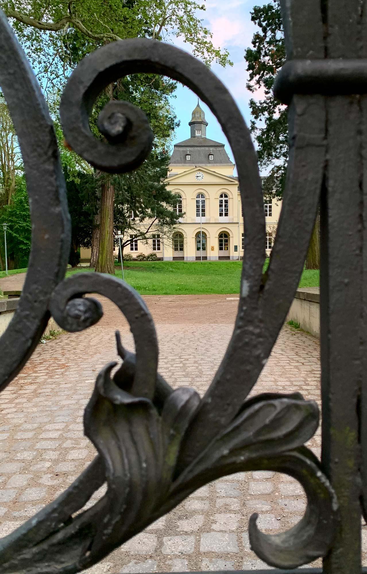 verschlossenes Schloss
