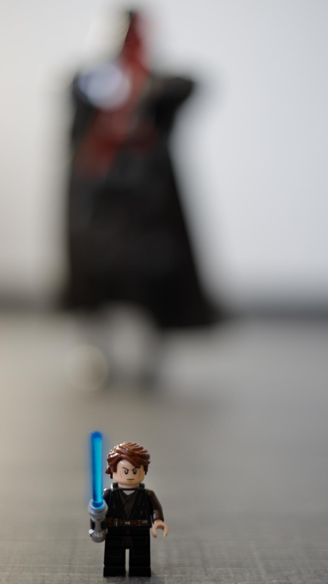 Schein und Sein - Anakin und Darth Vader