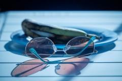 Kinderbrille und -futter