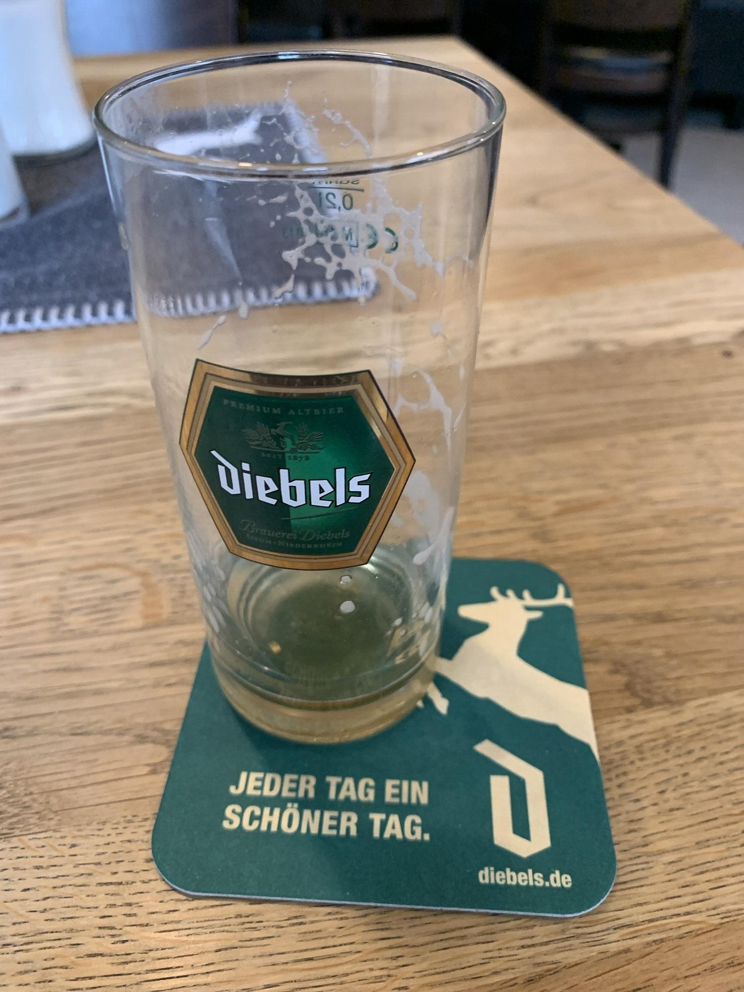 Alt-Bier-Ende