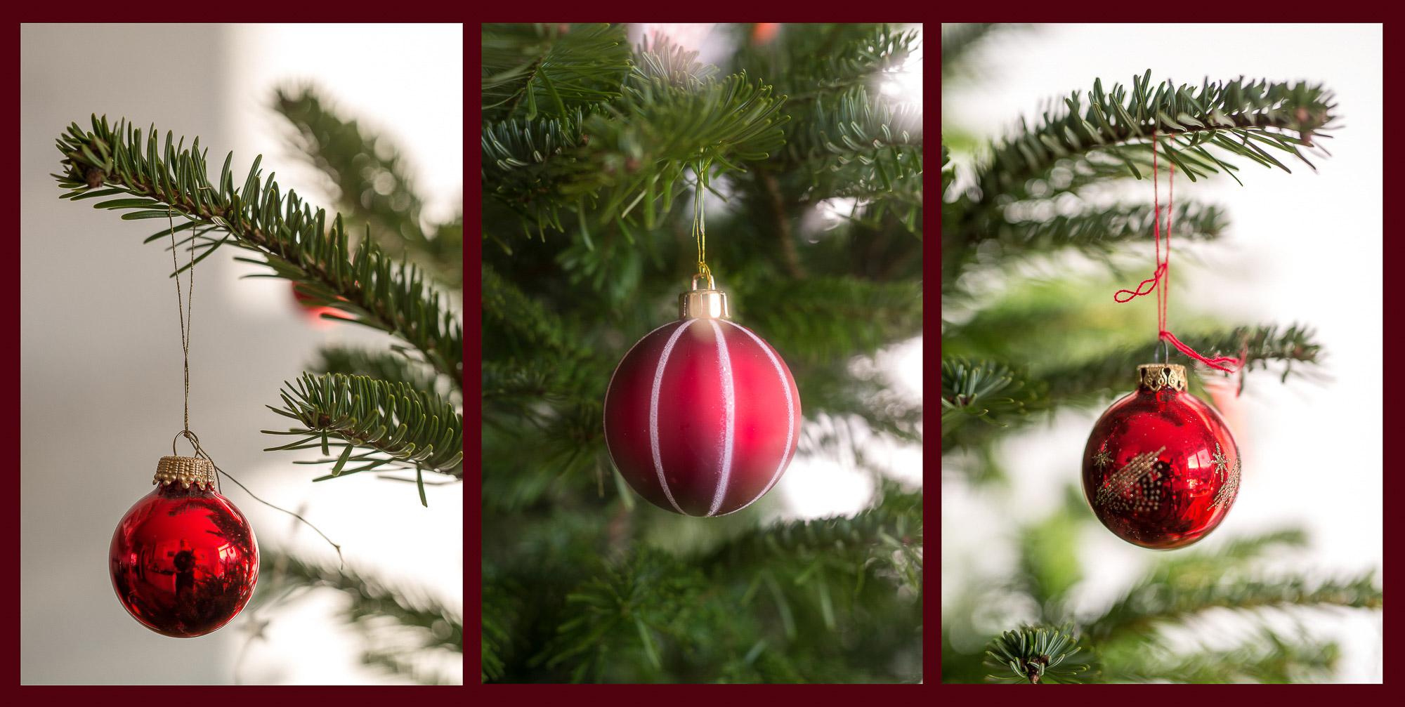 weihnachtlich uninspiriert