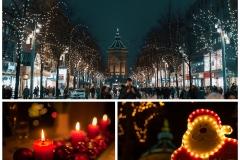 tschloss / Dezember-Triptychon