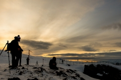 schneehaesli / Photographers on the Fjellheisen