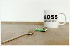 Der Boss braucht Ruhe
