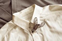Krawatte oder klassisch mit ...