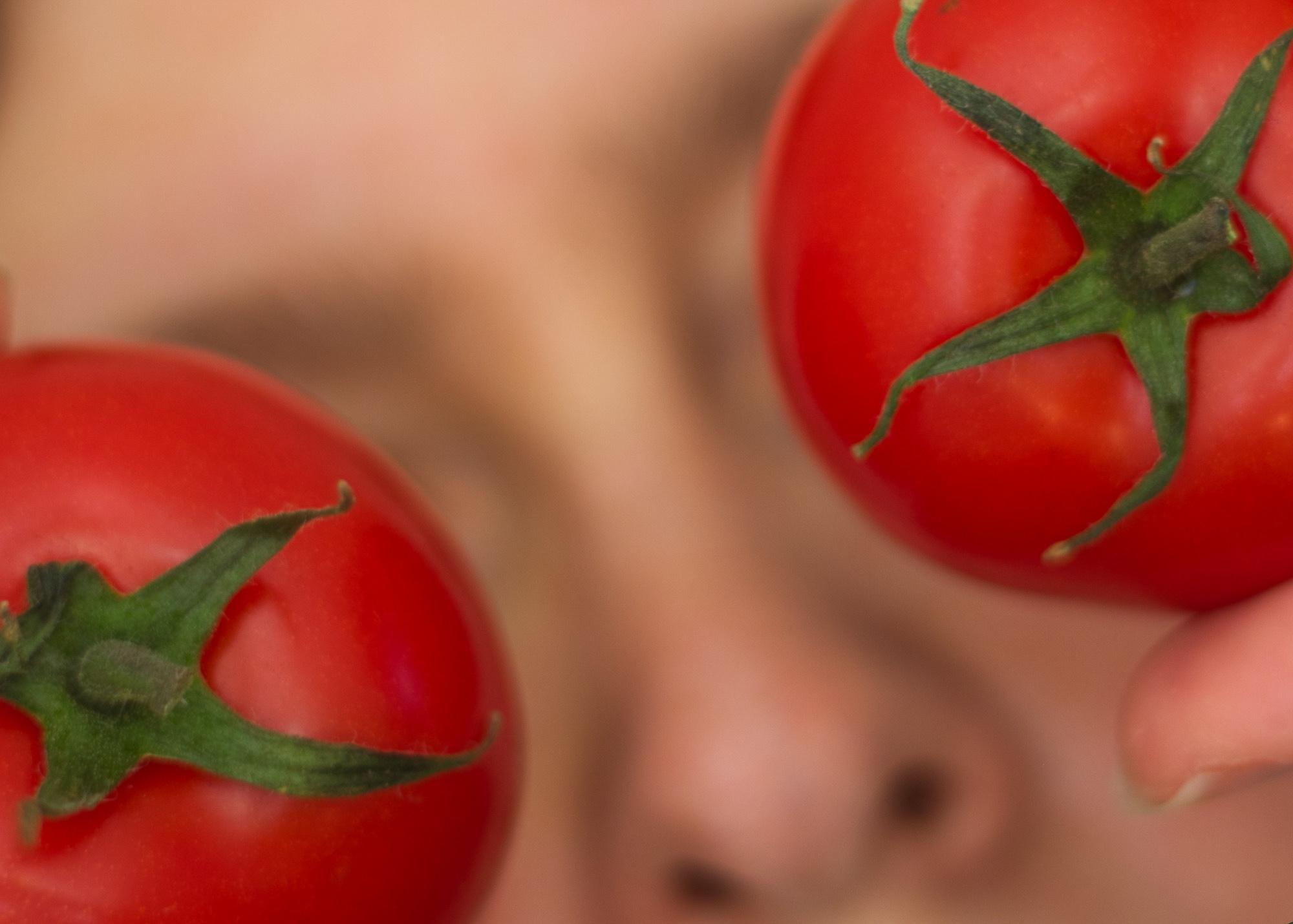 Da hab ich wohl Tomaten auf den Augen