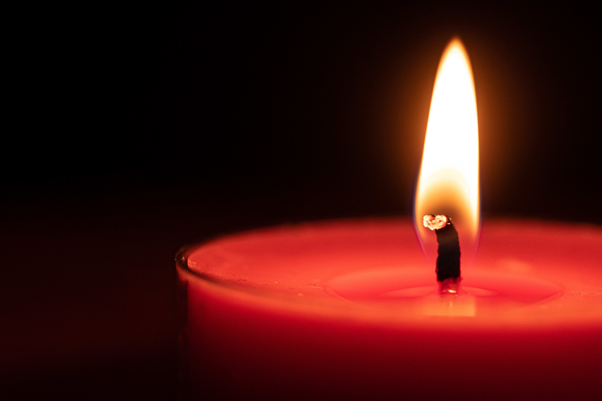 heiße Flamme