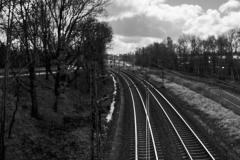 Photoauge / Hochspannung
