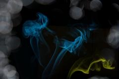 phonsography / Rauch gerahmt