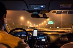 ollo / Dicke Luft in Pekinger Nacht, PM2.5 AQI > 250