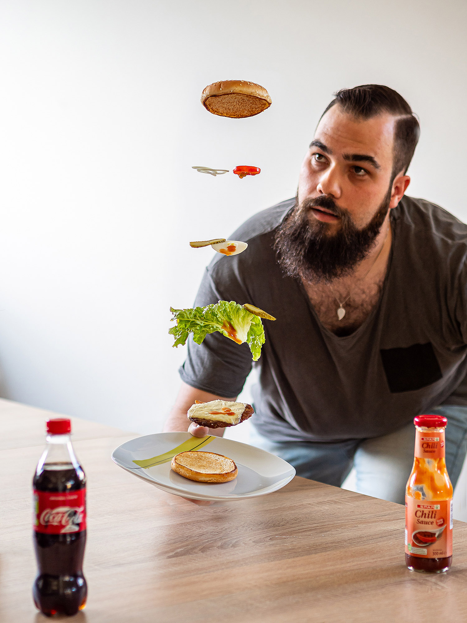 remmas90 / flying burger
