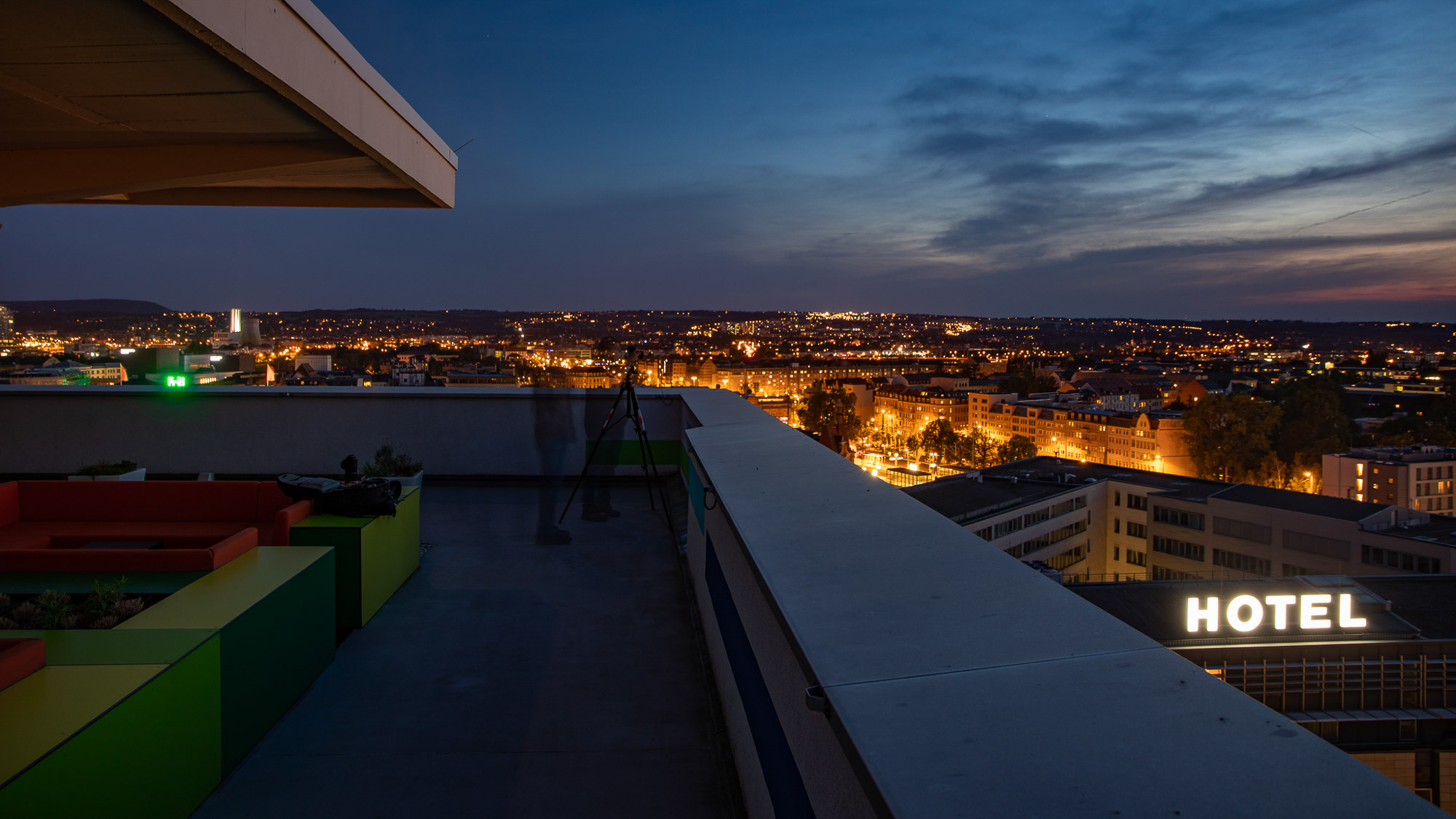 venolab / Dachterrasse II