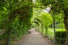 dagmar/ im grünen