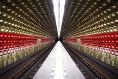 ollo / Bahnsteiglose Metrostation Prag