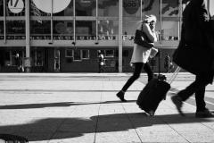 expresskasse / Freitagnachmittag schnell zum Zug