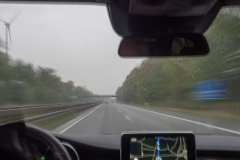 vielpixel / Fahrt im Regen