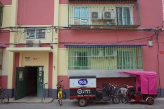 ollo / Wohnhaus in Dongzhimen, Peking