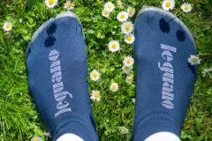 dagmar/ barfußlaufen - überall