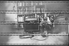 dotmatchbox / 8 x 5.5 Zoll Pinhole