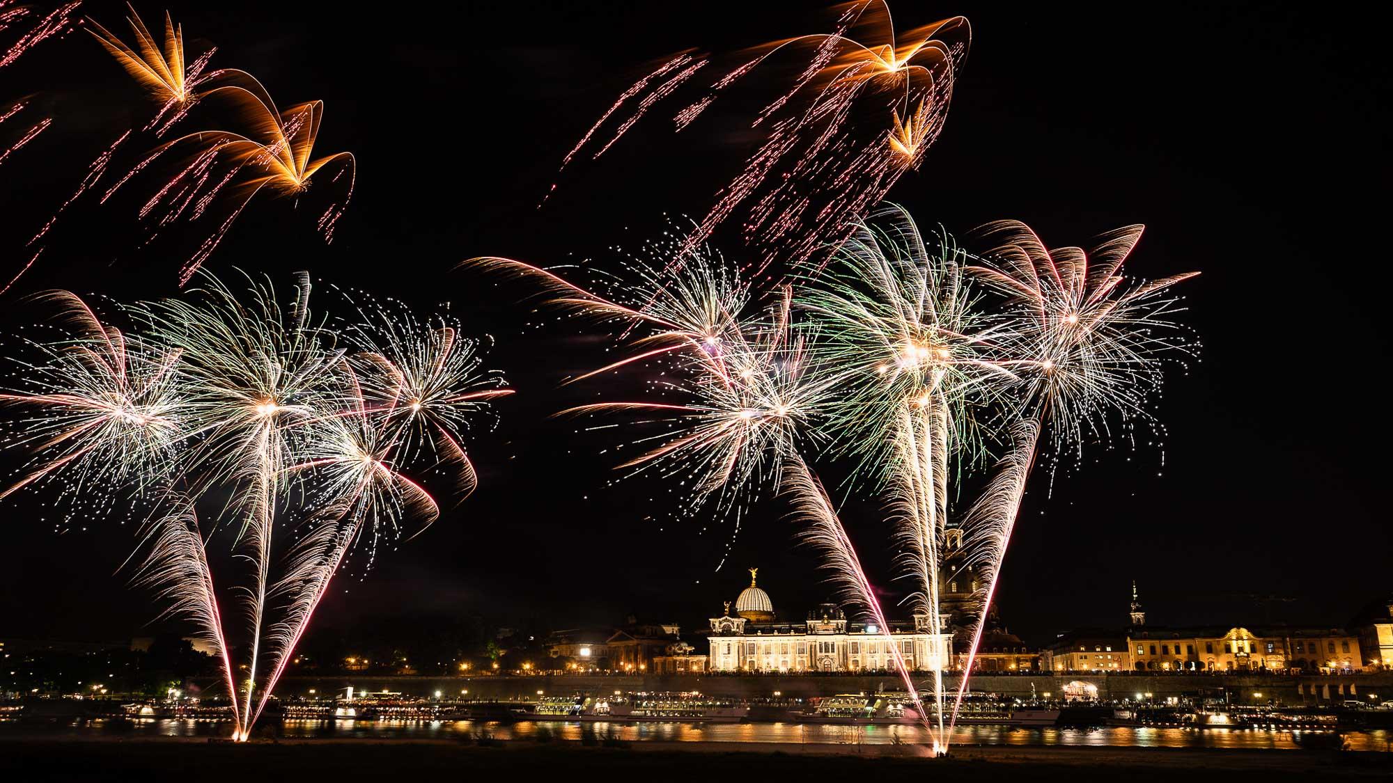 venolab / Feuerwerk