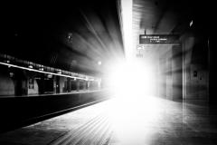 schneehaesli / Das Licht am Anfang des Tunnels