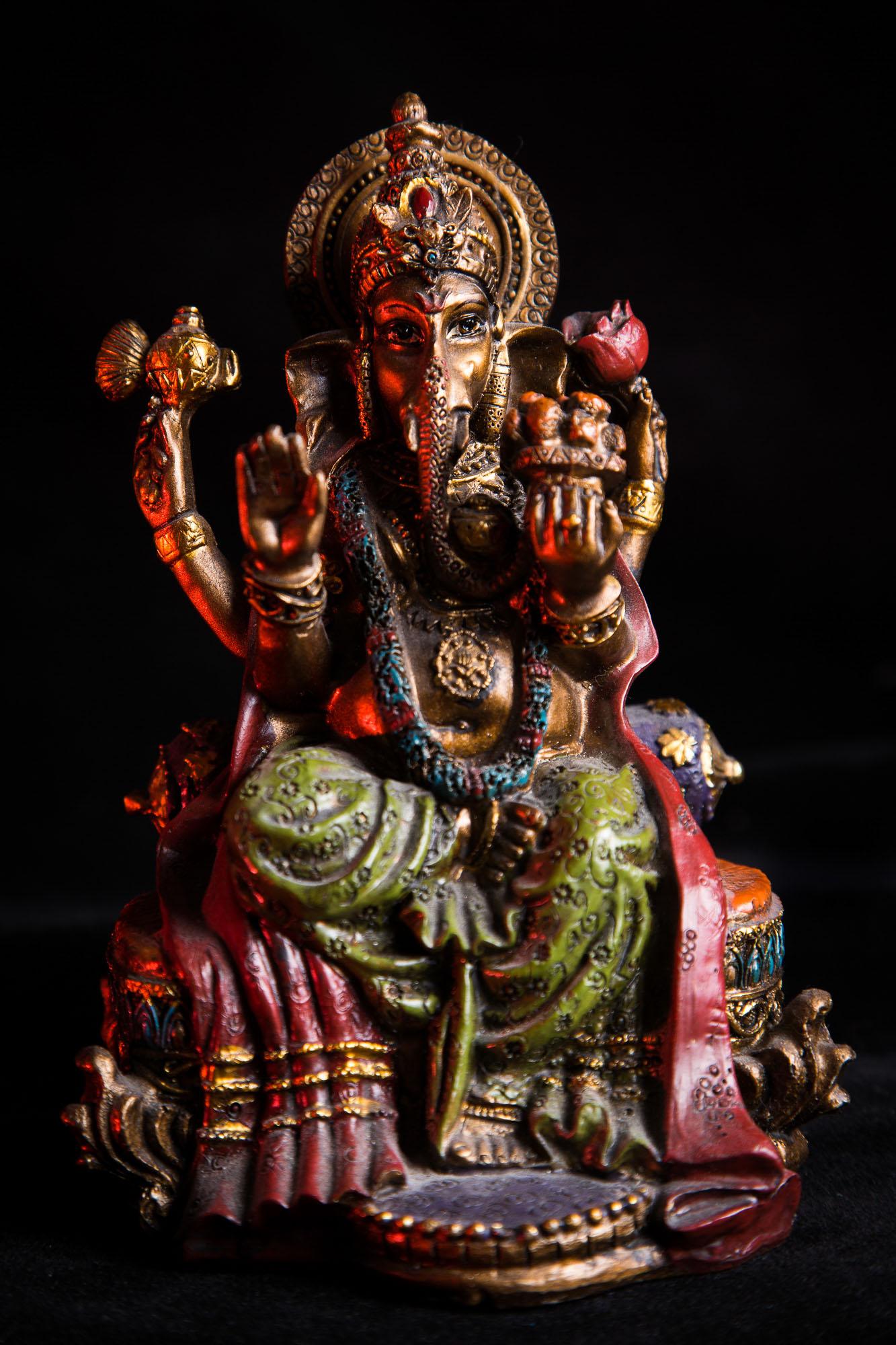kamerakata / Ganesha