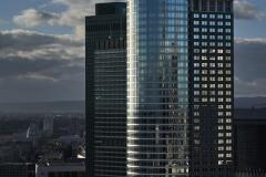 expresskasse / DZ Bank in der Januarsonne