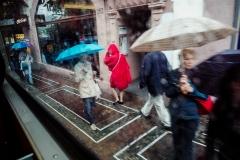 Der Regen ist da